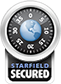 Website Verified - Starfield Secured